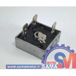 پل دیود یا یکسوساز 50 آمپر 1000ولت بدنه فلزی