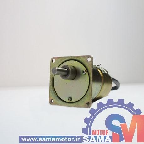 موتور گیربکس 7 دور 24 ولت SAMAYA GEARD MOTOR