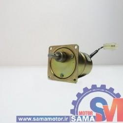 موتور گیربکس 18دور 24 ولت SAMAYA GEARD MOTOR