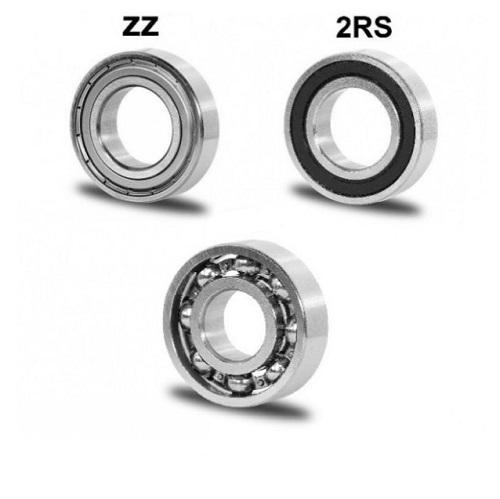 بلبرینگ سری ZZ و سری RS2